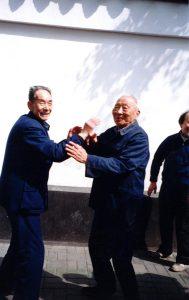 ChinaGarten-Tuishou