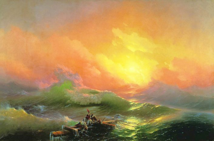 Aivazovsky The_Ninth_Wave