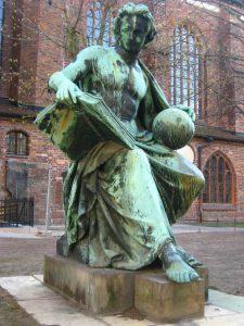 Sculpture - Allegorie_der_Wissenschaft_von_Wolff
