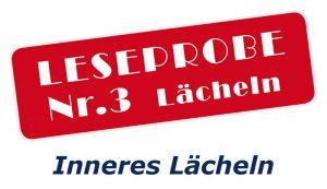 Banner LeseProbe 3 - Lächeln